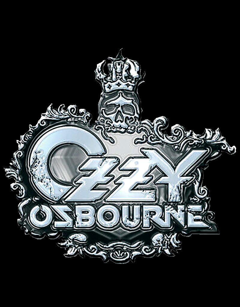 Ozzy Osbourne Crest Logo Hat pin/ Lapel pin