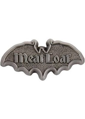 Meat Loaf Bat Out Of Hell Logo Hat Pin/ Lapel Pin