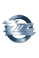 ZZ Top Circle Logo Hat Pin/ Lapel Pin