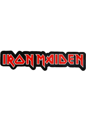 Iron Maiden Two Color Hat Pin / Lapel Pin