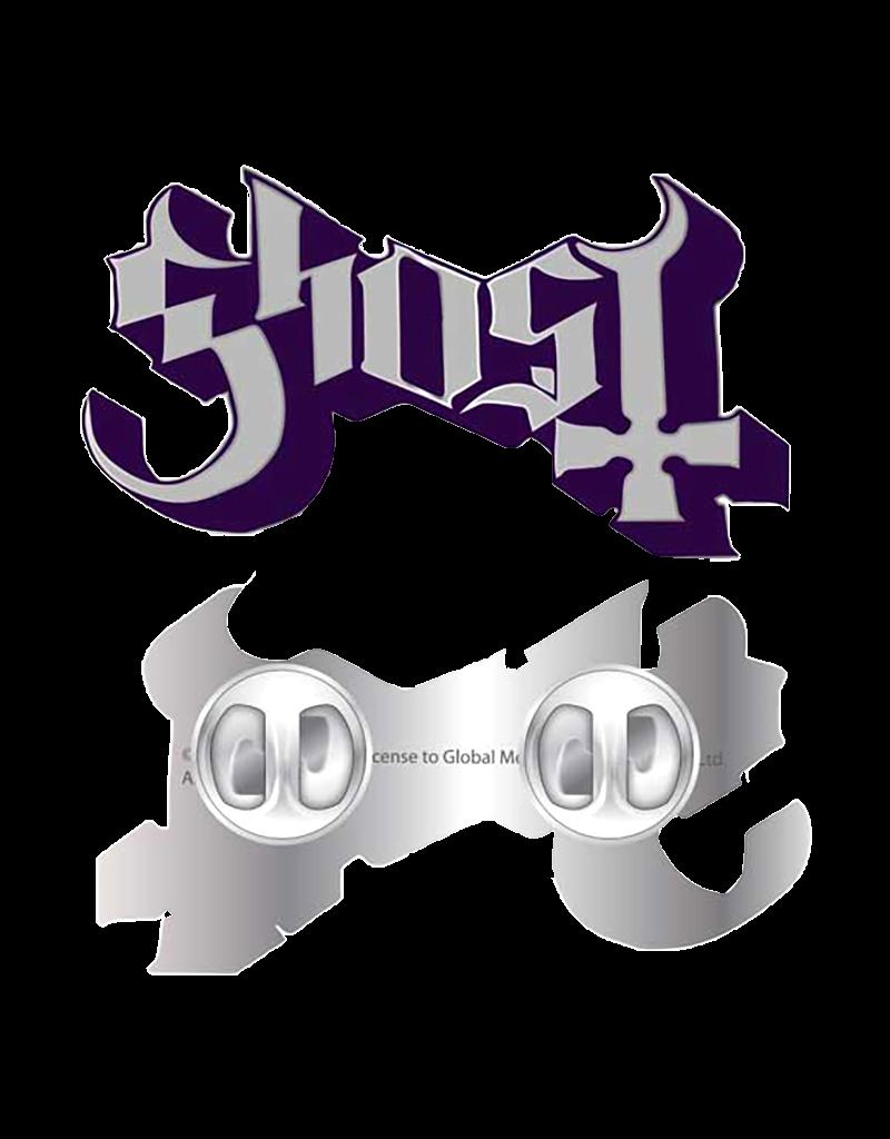 Ghost Logo Enamel Pin Hat Pin / Lapel Pin