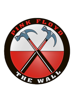 Pink Floyd The Wall Hat Pin / Lapel Pin