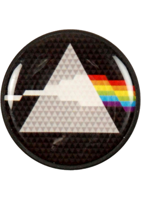 Pink Floyd Dark Side Hat Pin / Lapel Pin
