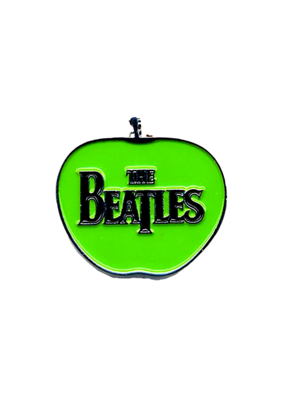 The Beatles Apple Logo Hat Pin / Lapel Pin