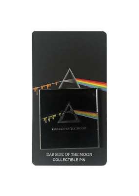 Pink Floyd Dab Side of the Moon Hat Pin / Lapel Pin