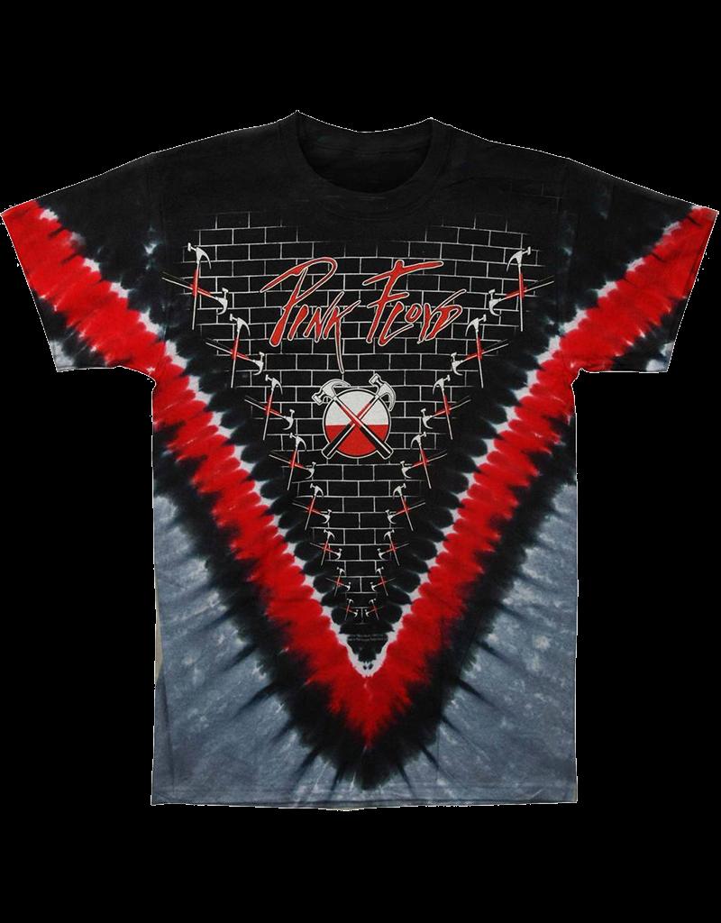 Pink Floyd - Hammers V Tie Dye T-Shirt