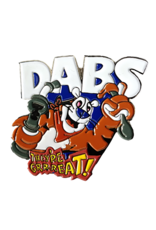 Tony The Tigers Dabs They Are Great Hat Pin / Lapel Pin