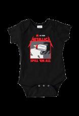 Metallica - M is for Kea Onesie