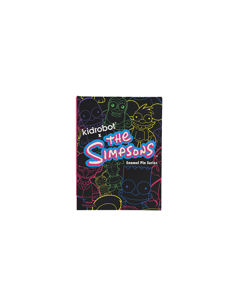 The Simpsons Itchy Hat Pin / Lapel Pin