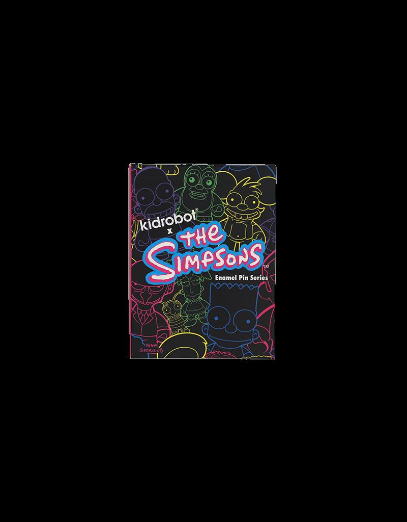 The Simpsons Funzo Hat Pin / Lapel Pin