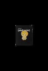 Robot Chicken Bitch Pudding' Hat Pin / Lapel Pin