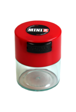 Tightvac Minivac 0.12 Liters 10g Clear with Color Top 1/4 oz.