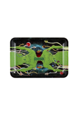Ooze Omega Metal Rolling Tray