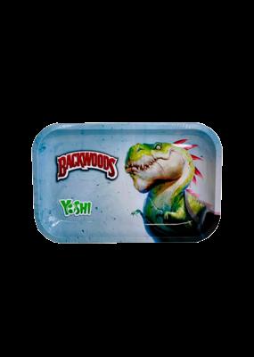 BWoods Yoshi Dinosaur Metal Rolling Tray Small
