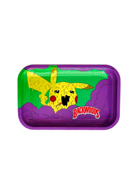 BWoods Pokemon Pika Dab Metal Rolling Tray Small