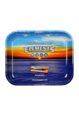 Elements Metal Rolling Tray Large