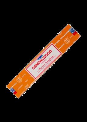 Satya Sandalwood Incense 15 Gram Box