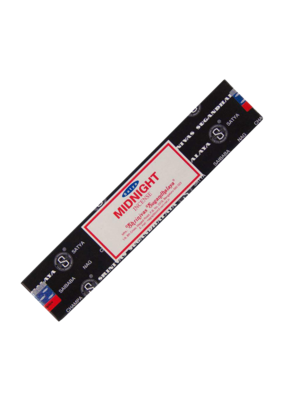 Satya Midnight Incense 15 Gram Box