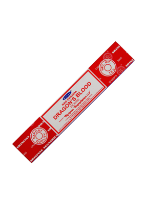 Satya Dragon's Blood Incense 15 Gram Box