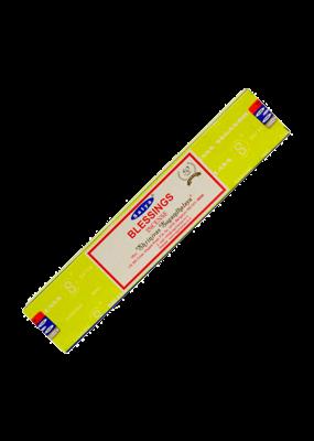 Satya Blessings Incense 15 Gram Box