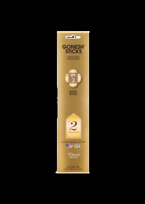 Gonesh No. 2 Incense 20 Sticks