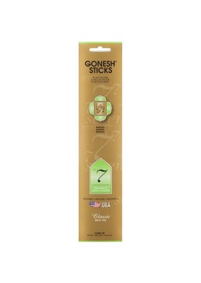 Gonesh No. 7 Incense 20 Sticks