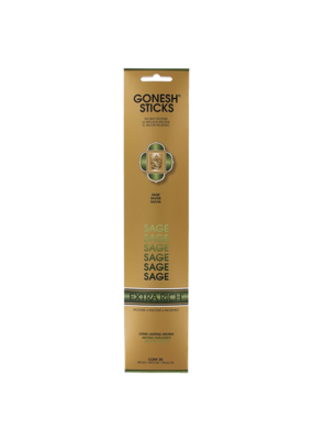 Gonesh Extra Rich Sage Incense 20 Sticks