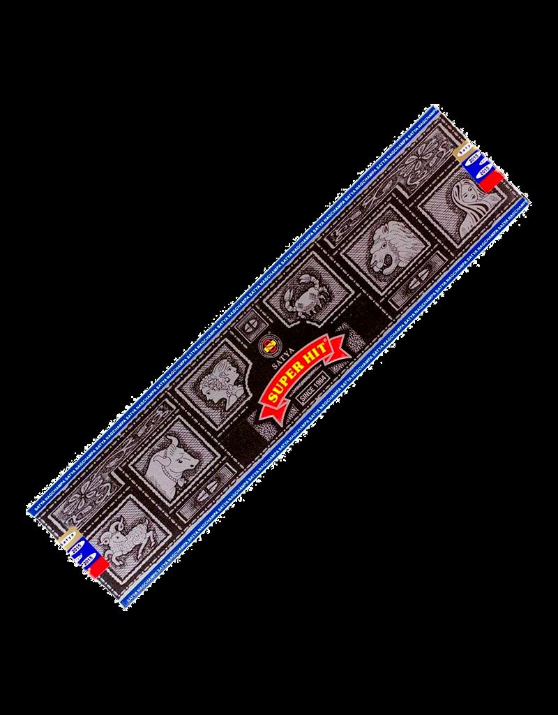 Satya Super Hit Incense 40 Gram Box
