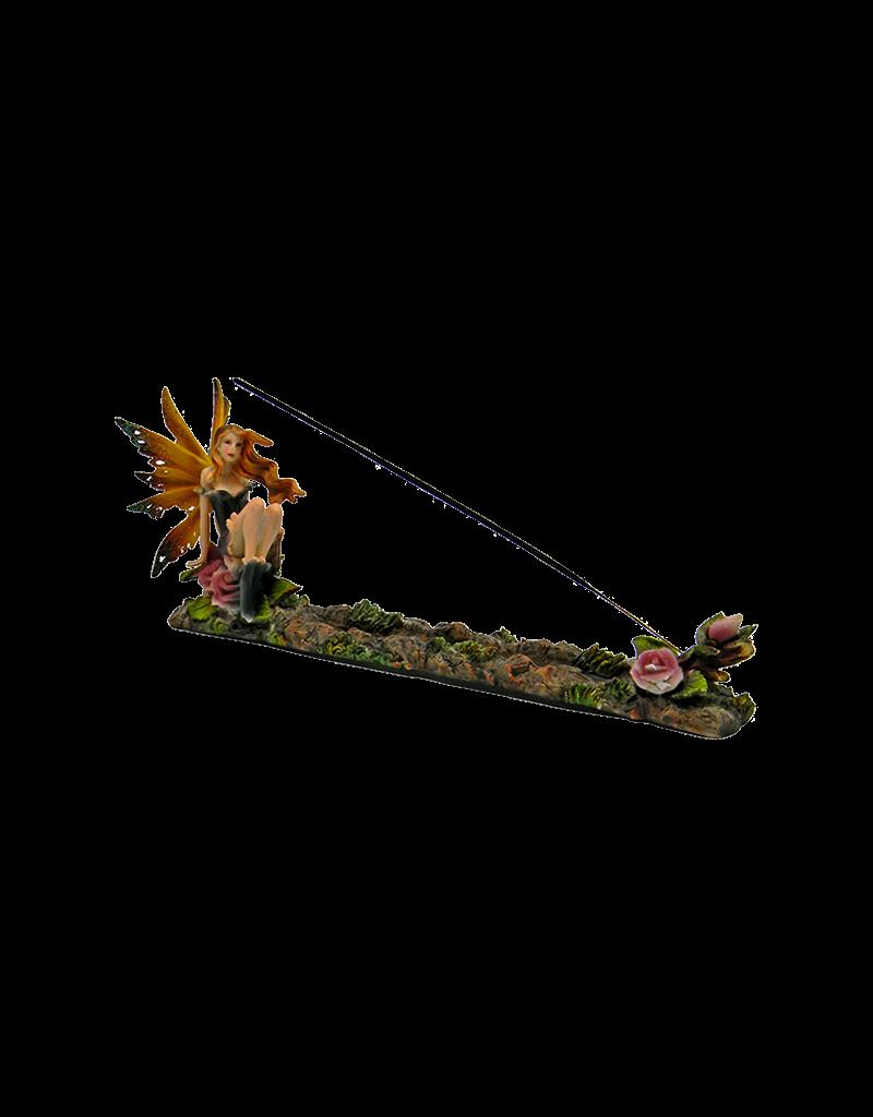 Fairy Boat Incense Burner