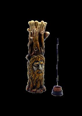 Sabrina Tree Boat Incense Burner