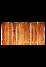 Brass Inlay Incense Burner
