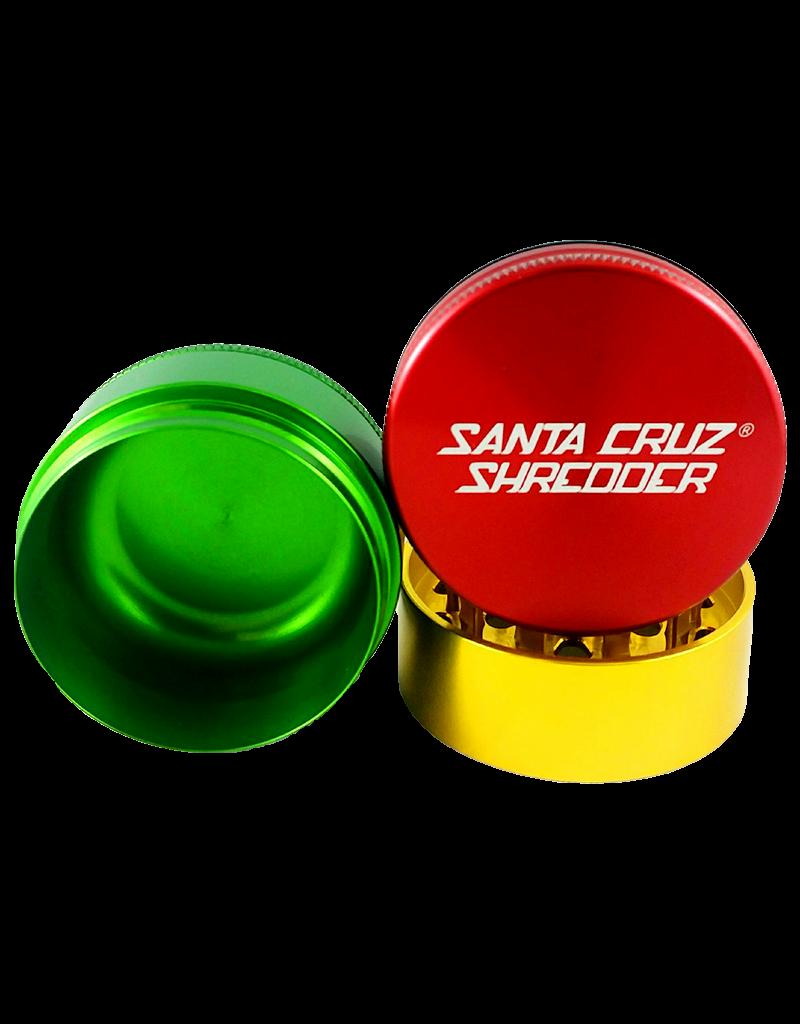 "Santa Cruz Shredder Medium 4 Piece 2 1/8"""