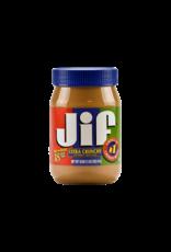 Jif Peanut Butter Stash Can