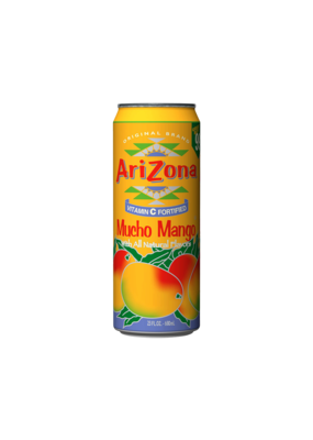 Arizona Mucho Mango Stash Can
