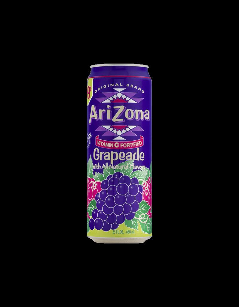 Arizona Grapeade Stash Can