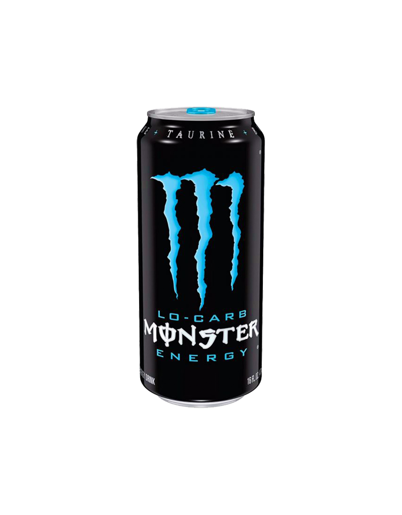 Lo-Carb Monster Energy Drink Stash Can