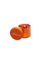 Medicali 40mm Small Gold Grinder 1 5/8""
