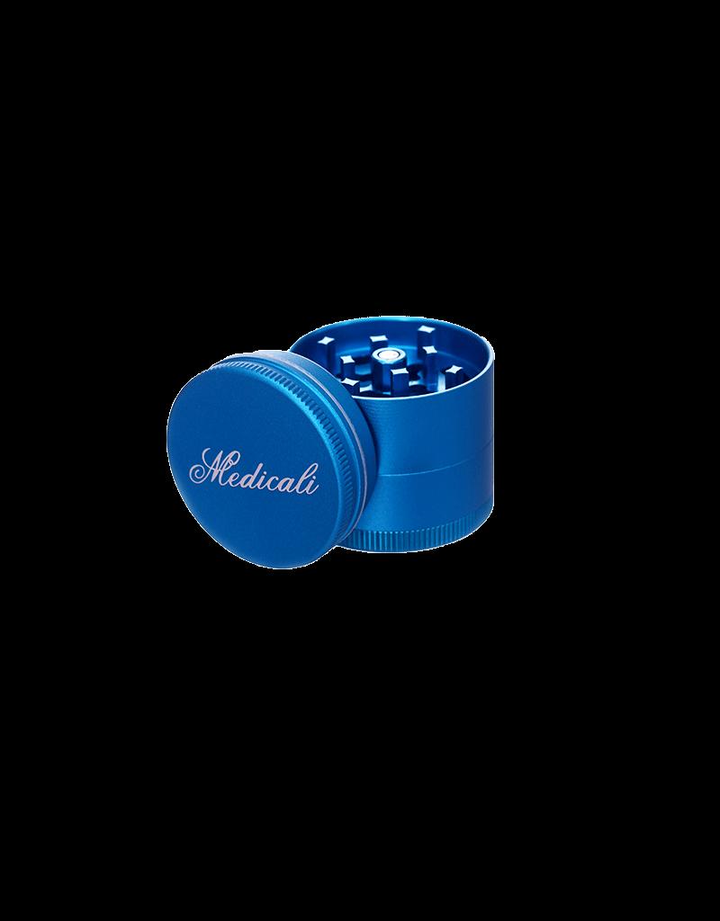 """Medicali 40mm Small Blue Grinder 1 5/8"""""""