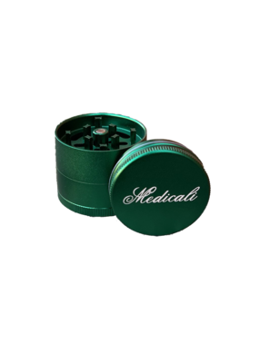 Medicali 40mm Small Green Grinder 1 5/8""