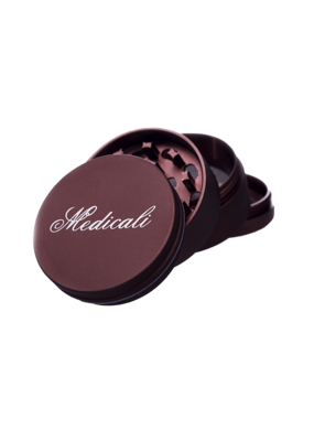 Medicali 54mm Medium Copper Grinder 2 1/8""