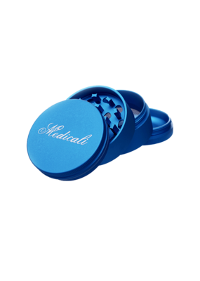 Medicali 54mm Medium Blue Grinder 2 1/8""