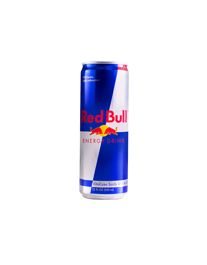 Red Bull 12oz Stash Can