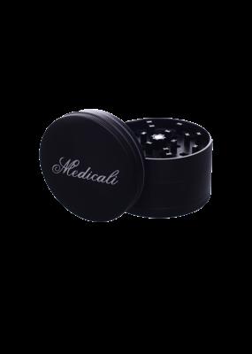 """Medicali 70mm Large Black Grinder 2 3/4"""""""