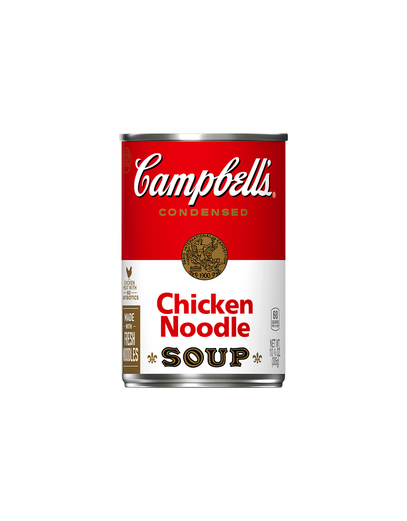 Campbell's Chicken Noodle Soup Stash Can