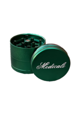 Medicali 70mm Large Green Grinder 2 3/4""