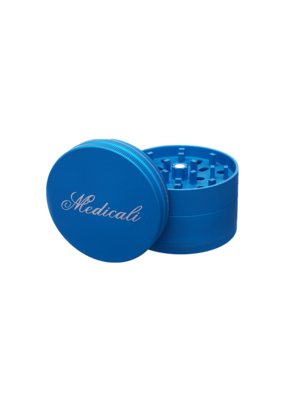 Medicali 70mm Large Blue Grinder 2 3/4""