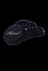 """Medicali 54mm Medium Black Grinder 2 1/8"""""""