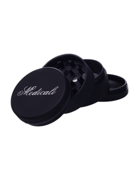 Medicali 54mm Medium Black Grinder 2 1/8""
