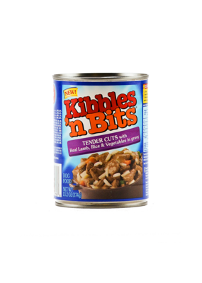 Kibbles 'n Bits Stash Can