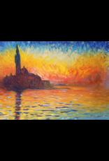 Claude Monet - San Giorgio Maggiore at Dusk Poster